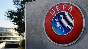 UEFA'dan maçlarla ilgili flaş karar!