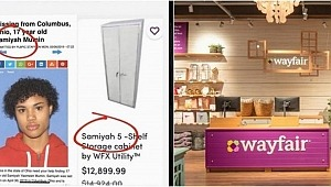 Wayfair Skandalı !