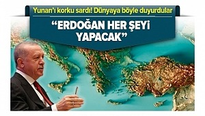 Yunan basını Erdoğan 2023 için her şeyi yapacak yazdı.