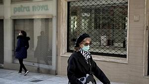 Yunanistan'dan Sırbistan'a koronavirüs yasağı