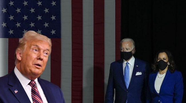 ABD'de Biden kanadından Trump'a ağır eleştiriler: 'Daha iyi yaptığı şey mızmızlanmak'