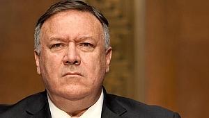 ABD Dışişleri Bakanı Pompeo: İran'a silah ambargosunun uzatılacağından emin olacağız