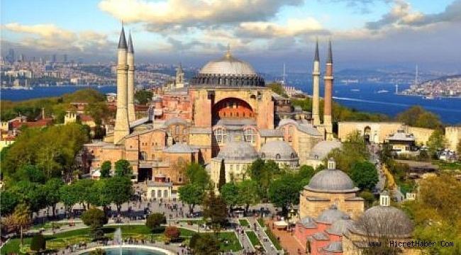 Ayasofya Kebîr Cami-i Şerîfi Hakkında Bilinenmeyen Sırlar
