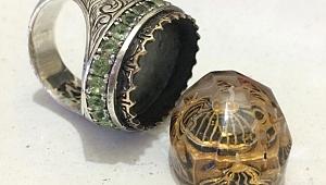 Ayasofya yüzüğünü yapan usta: Özel taşlarla tasarladık