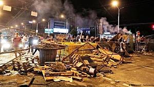 Belarus'ta bir gösterici hayatını kaybetti