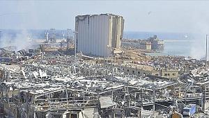 Beyrut'taki patlamanın yol açtığı maddi zarara ilişkin korkunç rakamlar açıklandı