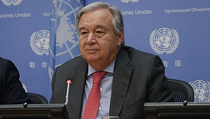 BM Genel Sekreteri Guterres'ten Lübnan'a destek mesajı