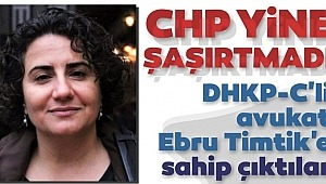 CHP'den skandal Ebru Timtik açıklamaları! Devlete akılalmaz suçlama