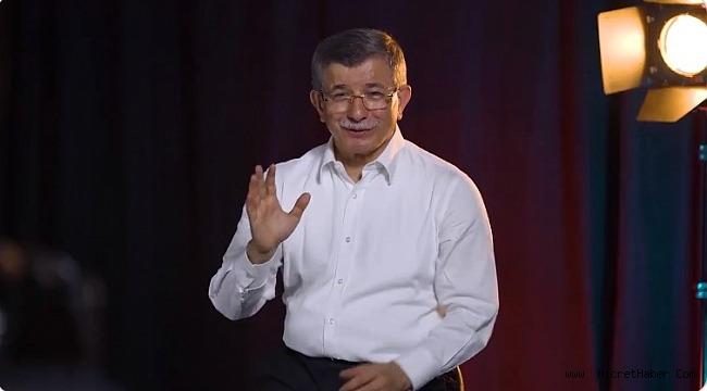 Davutoğlu Diyarbakır'da konuştu: Bir dip dalga geliyor