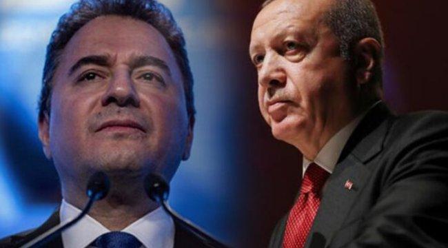 Demokrasi ve Atılım Partisi Genel Başkanı Ali Babacan'dan Cumhurbaşkanı Recep Tayyip Erdoğan'a IMF yanıtı