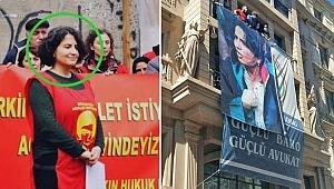 DHKP-C'li Timtik'in posterini İstanbul Barosu'na astılar