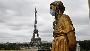 Fransa'da Paris ve Bouches-du-Rhone 'kırmızı bölge' ilan edildi