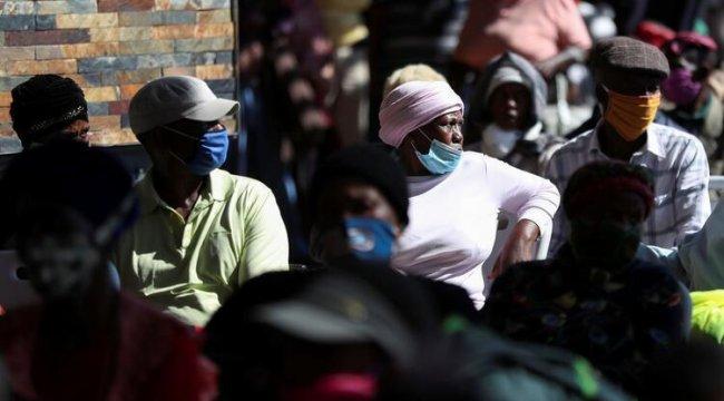 Güney Afrika Cumhuriyeti'nde koronavirüs vaka sayısı 563 bini geçti