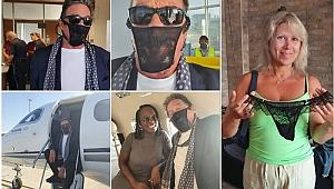 John McAfee, kadın iç çamaşırını maske yapıp takınca gözaltına alındı