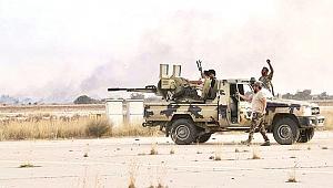 Libya için yaptırım hazırlığı