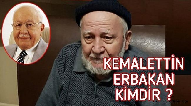Prof. Dr. Necmettin Erbakan'ın kardeşi Kemalettin Erbakan son yolculuğuna uğurlandı.