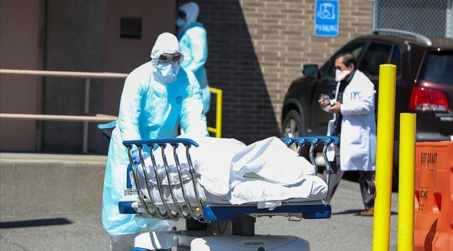 ABD'de ölü sayısı 165 bini aştı