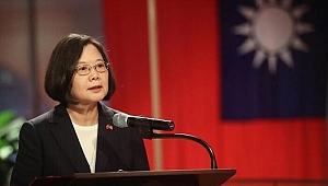 Tayvan liderinden DSÖ'ye tepki: Siyasi önceliklerle hareket ediyor
