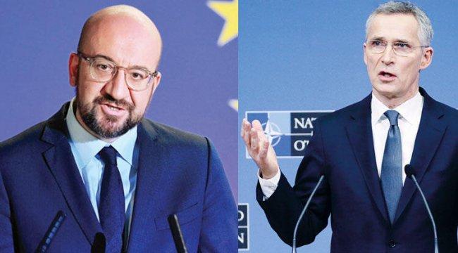 Yunanistan NATO ve AB'ye başvurdu