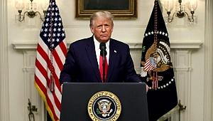 ABD Başkanı Trump bir kez daha Çin'i yüklendi