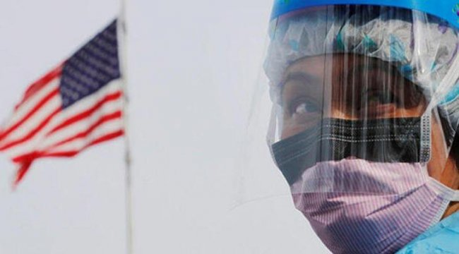 ABD'de virüsten ölenlerin sayısı 203 bin 188'e yükseldi