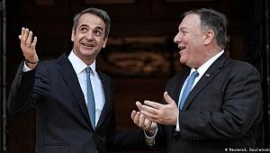 ABD ve Yunanistan'dan