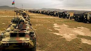 Azerbaycan askeri tatbikatları yoğunlaştırdı