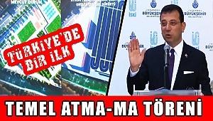 CHP.HDP.İP. İstanbul Büyükşehir Belediye Başkanı imamoğlu projeleri tek tek iptal etmeye devam ediyor.