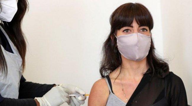 Corona virüsü aşısının durmasına sebep olan hasta ortaya çıktı