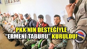 Ermenistan PKK'yı Suriye'den alıp Bakü'ye karşı savaştırıyor