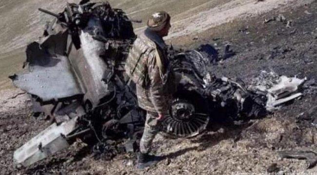 Ermenistan uçağıyla ilgili yeni iddialar