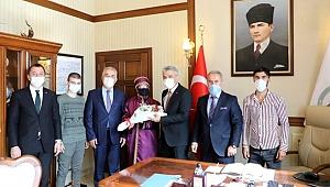 Erzincan'da Ahilik Haftası kutlamaları yapıldı