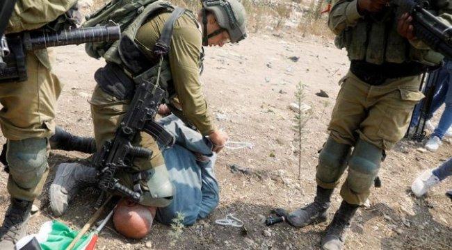 Filistin'de kan donduran görüntü: Akıllara George Floyd'u getirdi