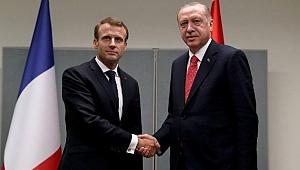 İbrahim Kalın Reuters'a konuştu: Erdoğan ve Macron anlaştı