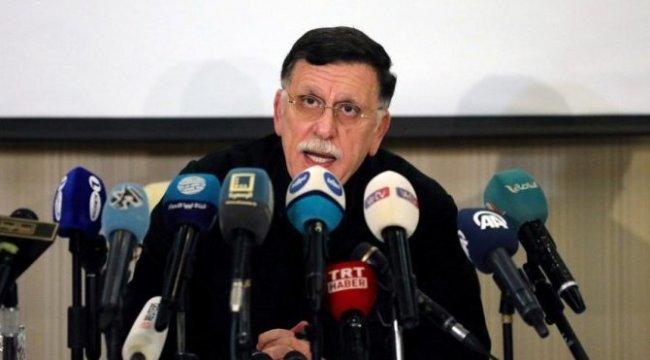 Libya'da Sarraj istifa ediyor