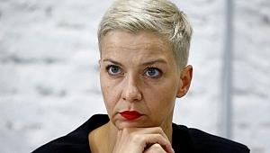 Muhalif lider Kolesnikova'dan kan donduran ifade: Parçalayarak çıkaracaklardı