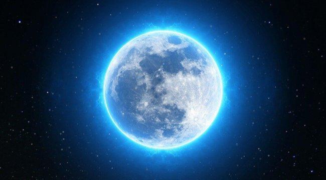 NASA'dan açıklama: 31 Ekim'de nadir görülen 'Mavi' dolunay gerçekleşecek