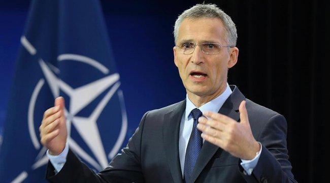 NATO Genel Sekreteri Stoltenberg'den Türkiye-Yunanistan açıklaması