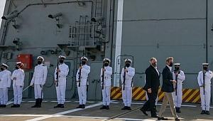 New York Times: ABD'nin Girit'teki üsse savaş gemisi gönderme kararı Türkiye'den duyduğu rahatsızlığın arttığının işareti olabilir