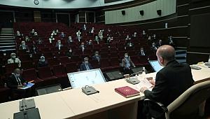 Okulların açılmasıyla ilgili flaş haber! AK Parti MKYK'da flaş 'Okullar açılsın' önerisi!