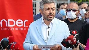 ÖNDER İmam Hatipliler Derneği.Erol Mütercimler hakkında suç duyurusunda bulundu.