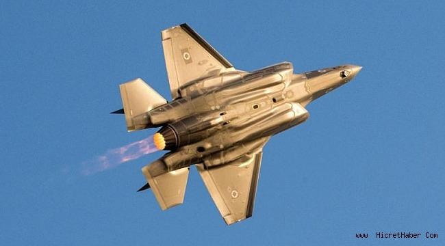 Orta Doğu'yu karıştıracak F-35 açıklaması