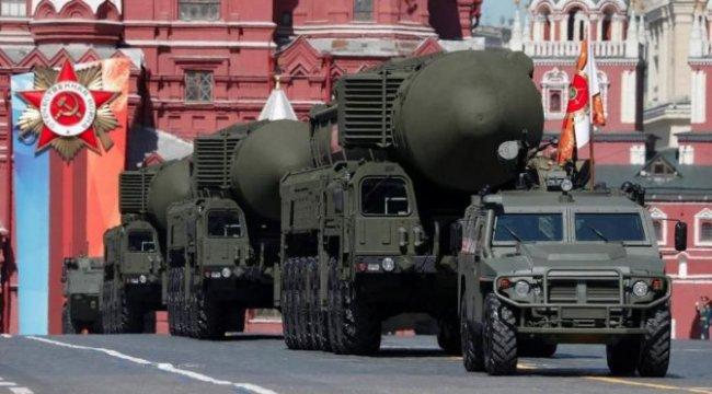 Rusya: Nükleer silahlanma anlaşmasına hazır değiliz