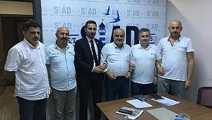 Sinoplu İş Adamları Derneği (SİAD) yeni Başkanı Turgay Öztürk oldu.