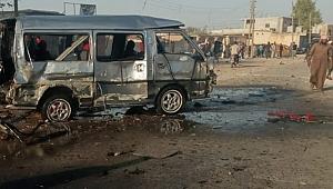 Suriye'de bomba yüklü araç patladı: 3 yaralı