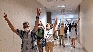 Türk Tabipleri Birliği'nin başkanlığına seçilen Şebnem Korur Fincancı, sicili kabarık