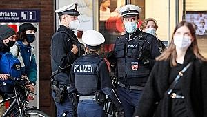Almanya'da günlük Kovid-19 vaka sayısı ilk kez 7 bini geçti