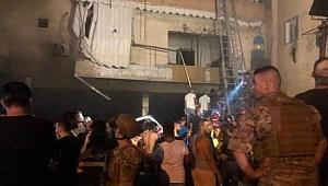 Beyrut'ta patlama: 4 ölü