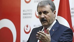 Destici, BBP Genel Başkanlığına yeniden seçildi
