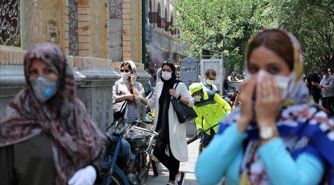 İran'da son 24 saatte 265 kişi Kovid-19'dan hayatını kaybetti